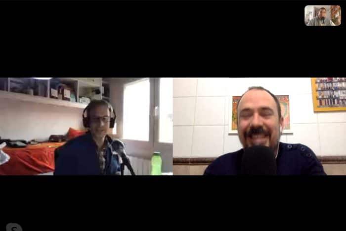 Hablamos de videoconferencias y streaming con con Pablo Moratinos