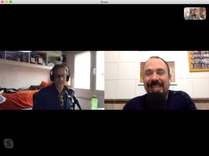 Hablamos de videoconferencias y streaming con Pablo Moratinos