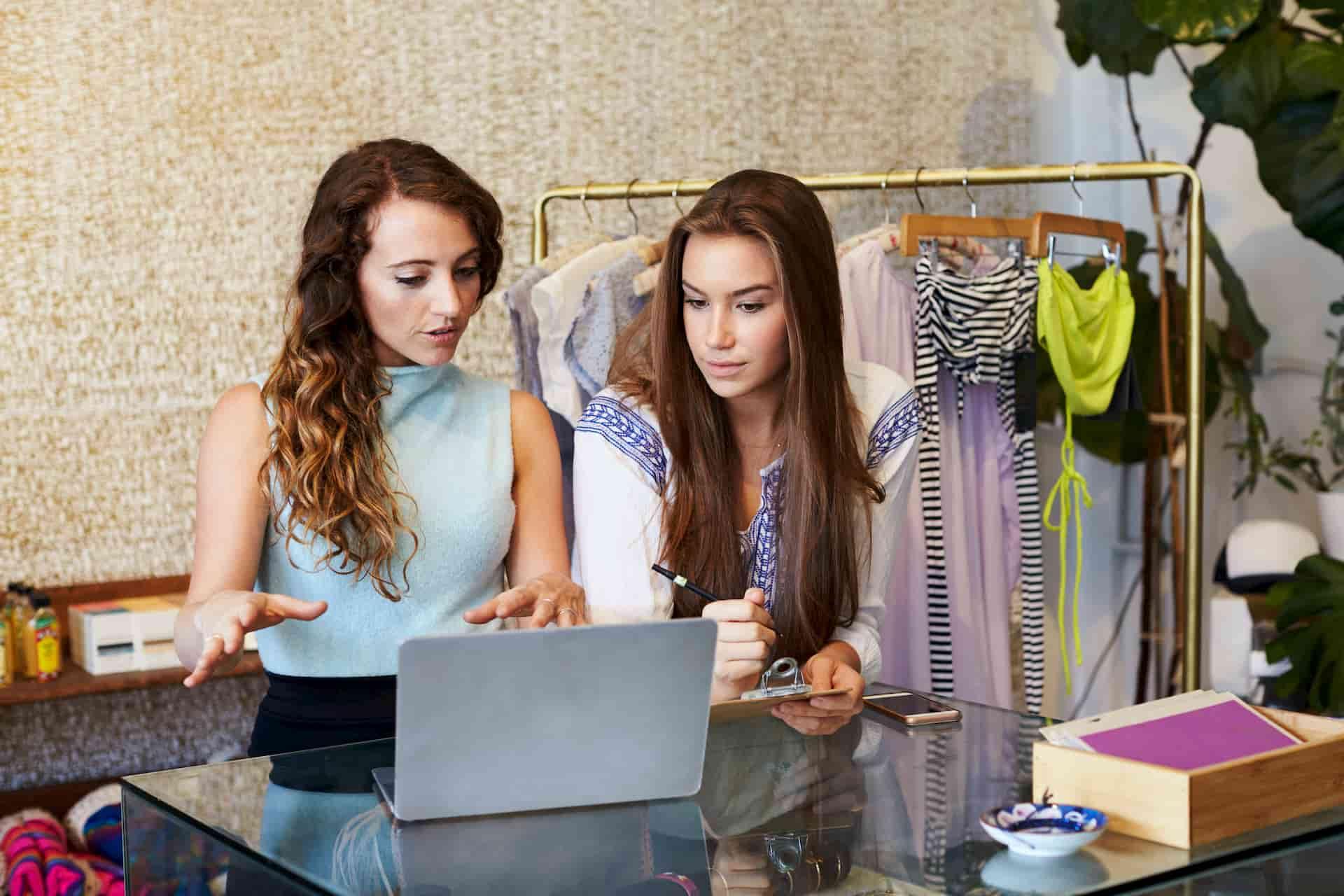 Cómo empezar una tienda de ropa online