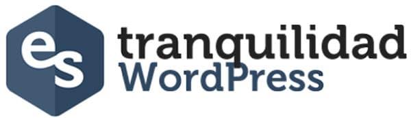 Logo TranquilidadWP