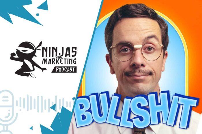 Lucas García, portada podcast Bulshit