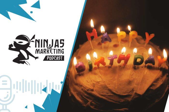 50 episodios de Ninjas del Marketing