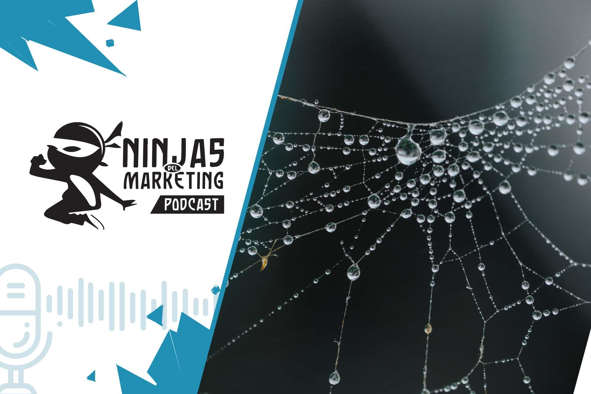 Imagen destacada del episodio 52 de ninjas del marketing sobre infraestructura web
